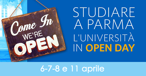 Open Day UNIPR
