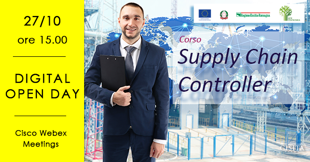 IFTS Supply Chain Controller: partecipa al Digital Open Day