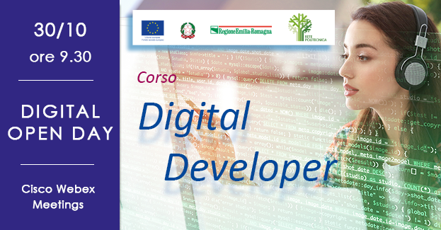 IFTS Digital Developer: scopri il Digital Open Day