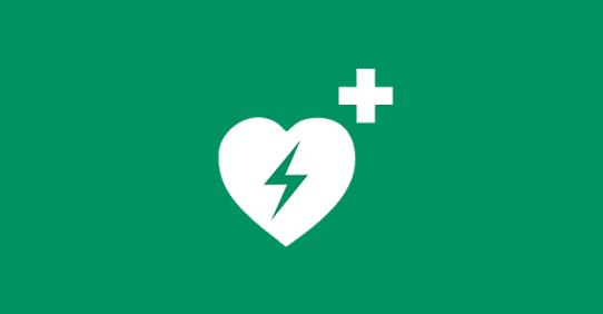 Utilizzo del defibrillatore