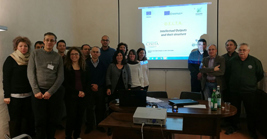 Kick-Off Meeting del progetto D.E.L.T.A.