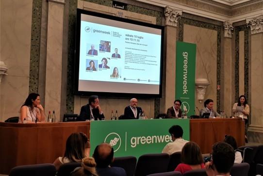 Il progetto Eco-Pack al festival Green Week di Parma