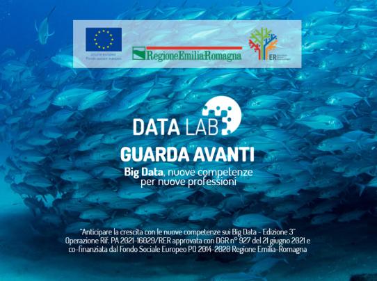 DATA LAB: la formazione sui Big Data per tutti i neolaureati dell'Emilia-Romagna con percorsi modulari, flessibili e gratuiti