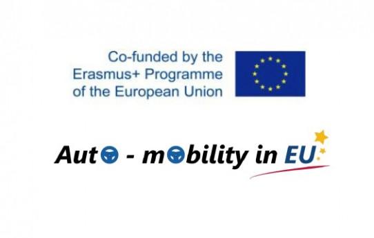"""Concluso il progetto """"Automobility in EU"""""""