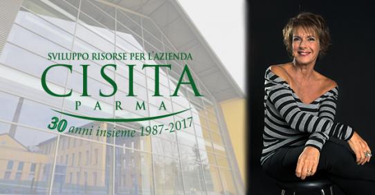 Cisita Parma festeggia 30 anni con Lella Costa