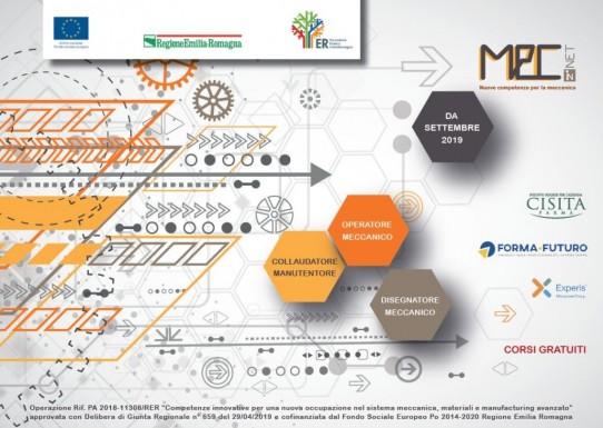 MEC IN NET, nuove competenze per la meccanica