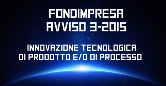 Fondimpresa – Avviso 3-2015