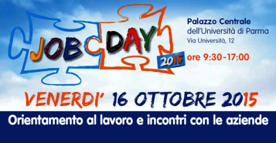 Cisita Parma a Job Day 2015