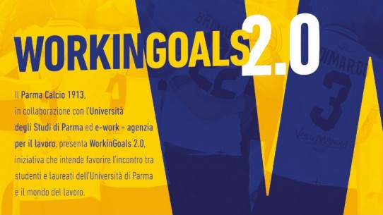 "Anche Cisita al Tardini per ""WorkinGoals"""