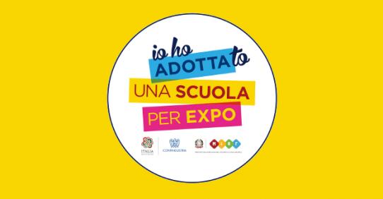 """""""Adotta una scuola per l'Expo 2015″"""