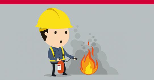 Aggiornamento Antincendio: rischio medio – ed. febbraio