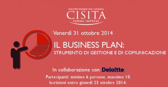 Il Business Plan: strumento di gestione e di comunicazione