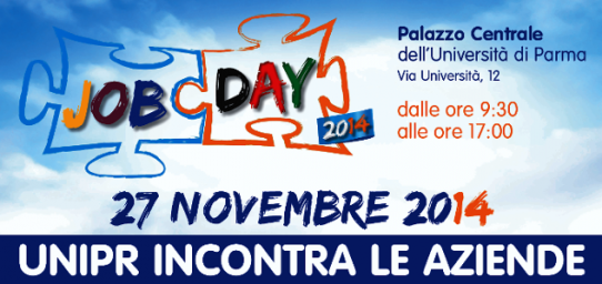 Cisita Parma a Job day 2014