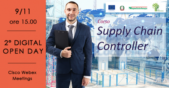 2° Digital Open Day – IFTS Supply Chain Controller