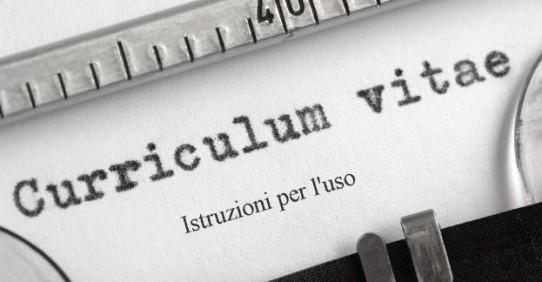 """Seminario """"Il Curriculum Vitae: istruzioni per l'uso"""""""
