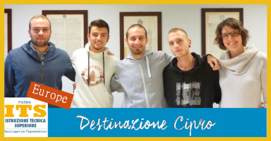 ITS Europe: destinazione Cipro