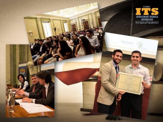 ITS Parma – Consegnati i diplomi agli alunni del primo ciclo 2011-2013