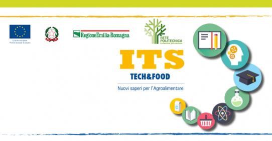 ITS T&F – Tecnico progettazione e produzione alimentare