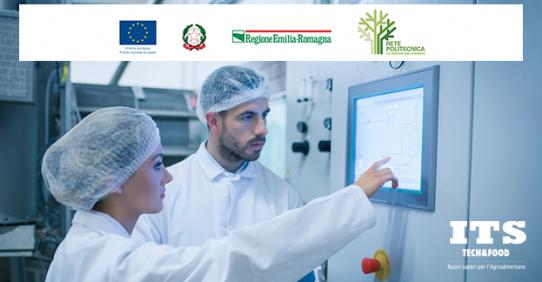 ITS T&F – Ospitalità stage per futuri tecnici alimentari