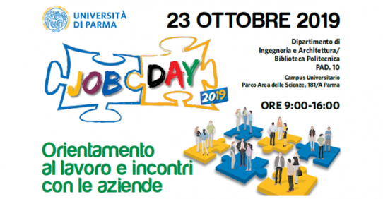 Cisita Parma al Job Day UNIPR 2019