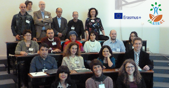 Al via il progetto Erasmus+ Ka2 F.A.S.T.E.S.T.