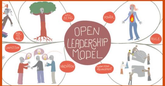 La Leadership per cambiare è open
