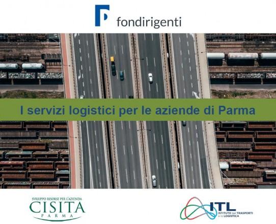 """Conferenza """"La Logistica a Parma: infrastrutture, competenze e servizi"""""""