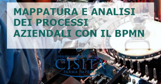 Mappatura e analisi dei processi (BPMN)