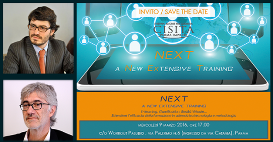 N.EX.T – a New EXtensive Training