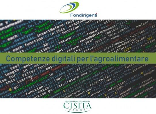 Fondirigenti e Cisita Parma sviluppano nuove competenze digitali per manager del settore agroalimentare