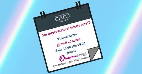 Incontro all'Informagiovani Parma