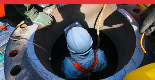 Lavori in spazi confinati o sospetti di inquinamento – ed. giugno